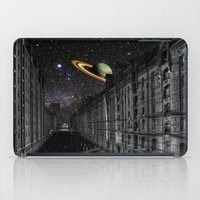 saturn iPad Cases featuring Saturn by Cs025