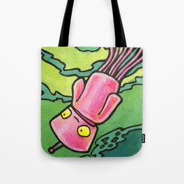 Robot - Sundreaming Tote Bag