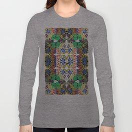Symmetrical Mouse (-180) Long Sleeve T-shirt