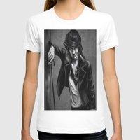 chaplin T-shirts featuring Charlie Chaplin by Monashka