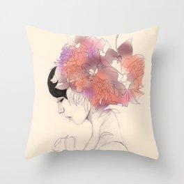 Sincerity Throw Pillow