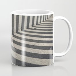 Rubik shading stripes Coffee Mug