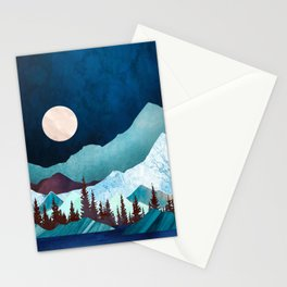 Moon Bay Stationery Cards