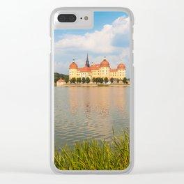 MORITZBURG 03 Clear iPhone Case