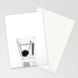 Cherry Vodka  Stationery Cards