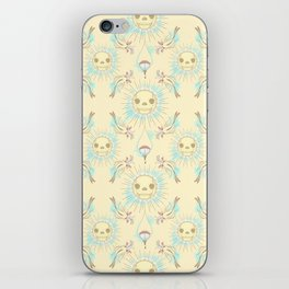NO ONE EVER REALLY DIES iPhone Skin