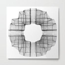 Cubic tori Metal Print