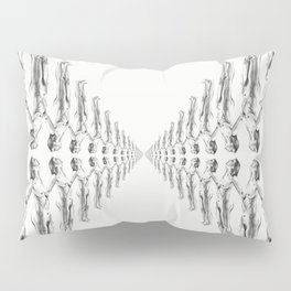 What do you see? Pillow Sham