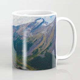 Down in the Valley, Pyramid Mt in Jasper National Park, Canada Coffee Mug