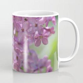 Lilac Lady Coffee Mug
