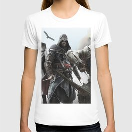 Assassin All characters T-shirt