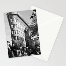 gastown vancouver Stationery Cards