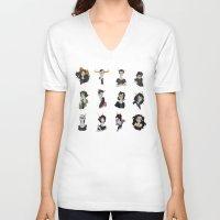 homestuck V-neck T-shirts featuring Horostuck by Naïs Quin
