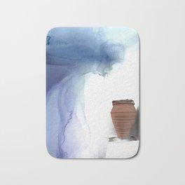 Blue Magic Pot Bath Mat
