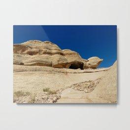 Jordanian Rocks Metal Print