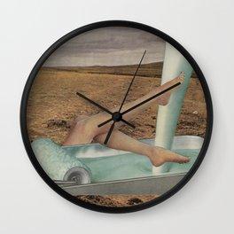 Nouvelle peau Wall Clock