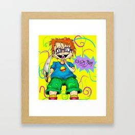 Childs Play Framed Art Print