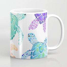 Sea Turtle - Colour Coffee Mug