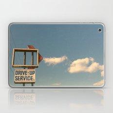 Drive Up Laptop & iPad Skin