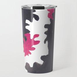 3 // I AM ATTACHED   MATISSE INSPIRED Travel Mug
