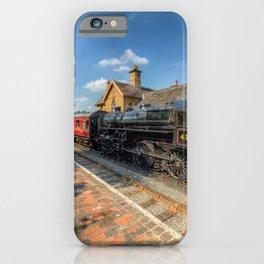 Steam Loco iPhone Case