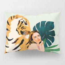 Tiger Spirit Pillow Sham