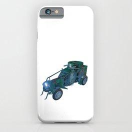 Ansaldo Lancia Autoblindo IZM iPhone Case