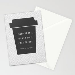 Gilmore Girls Print Stationery Cards