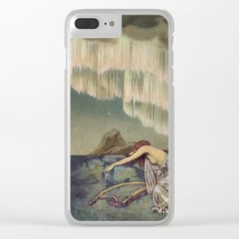 The Hermit Clear iPhone Case