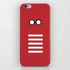 Where's Waldo Minimalism iPhone & iPod Skin