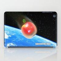 gravity iPad Cases featuring Gravity by John Medbury (LAZY J Studios)