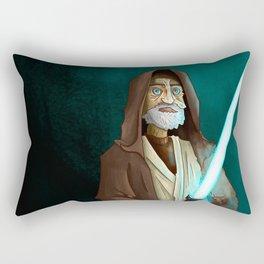 Obi-Wan Kenobi Rectangular Pillow