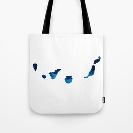 Canary Islands Tote Bag