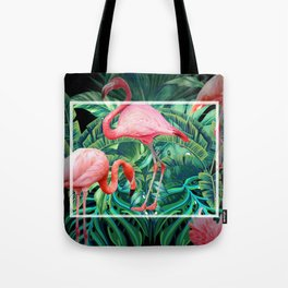 tropical mood Tote Bag