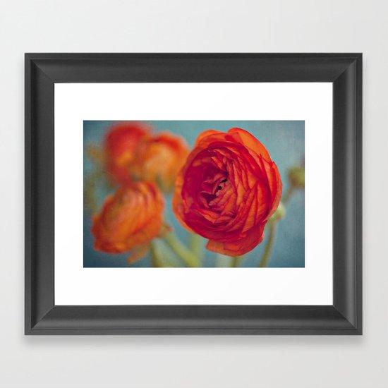brights Framed Art Print