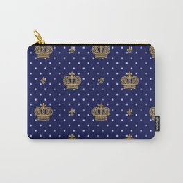 Prussian Crown Carry-All Pouch