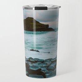 Giant's Causeway at Sunrise Travel Mug