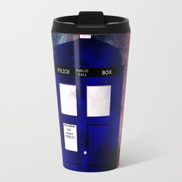A stain in time and space Travel Mug
