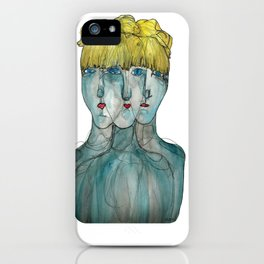 Ghosting iPhone Case