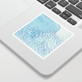 water and me 1 Sticker