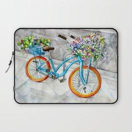 Cheerful Ride Laptop Sleeve