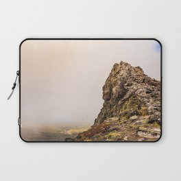 Behind The Clouds Laptop Sleeve