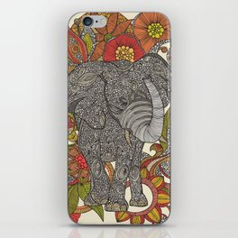 Bo the elephant iPhone Skin