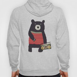 Boomer bear Hoody