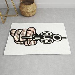 Roy Lichtenstein Rug