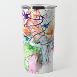CONFESSION I @EdART Travel Mug