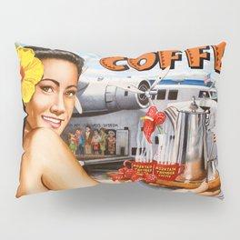 Discover Kona Coffee Pillow Sham