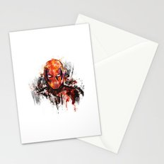 dead one Stationery Cards