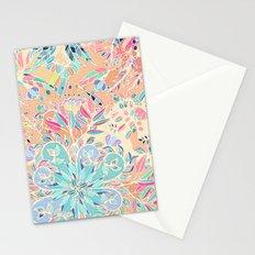 Paradise Doodle Stationery Cards
