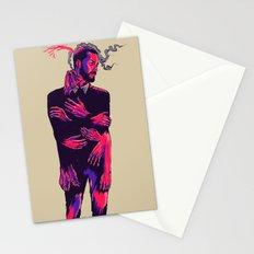 Not Myself Stationery Cards